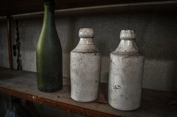 Unknown Bottles - Free image #319815
