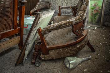 Abandone Lounge - Free image #319825