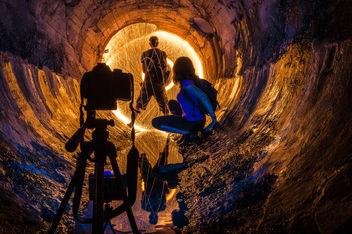 Underground Fire - Free image #320585