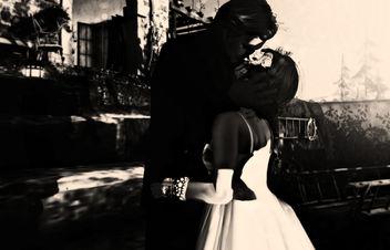 Stolen kisses.... - Free image #320875