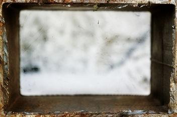 texture 123 metal frame - Free image #321995