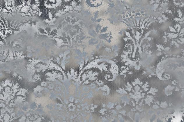 Wall flower #2 - blue baroque - image #322165 gratis