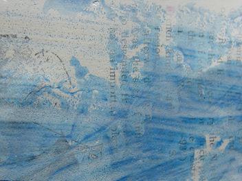 Vintage Blue Background - Free image #322315