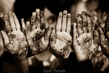 Henna hands - Kostenloses image #323825