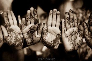 Henna hands - Free image #323825