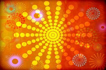 000014-Texture Psychedelic Coca Cola-1 - image #324335 gratis