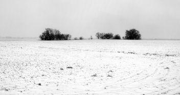 Minimalist Snow - Free image #324375