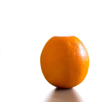 An Orange a Day... - Free image #324475