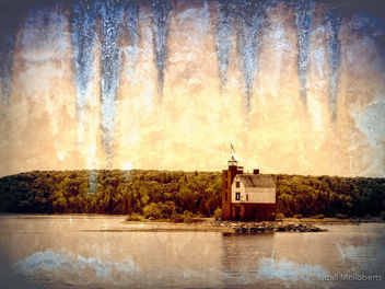 Mackinac Lighthouse - image #324545 gratis