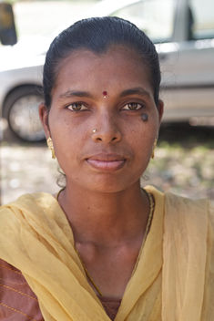indian portrait - image #324865 gratis