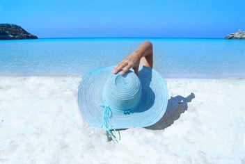 spiaggia dei conigli lampedusa sicilia carmen fiano - image gratuit #325945