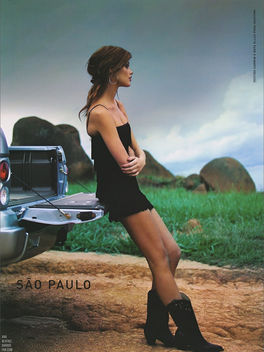Ana Beatriz Barros, Iguatemi April 2004 - image gratuit #326265