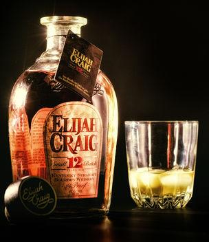 Elijah Craig Bourbon - Kostenloses image #326405