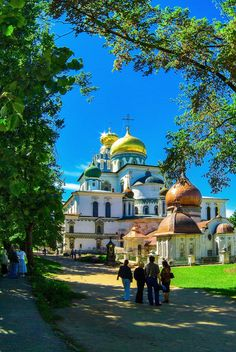Voskresensky New Jerusalem Monastery - image #326515 gratis