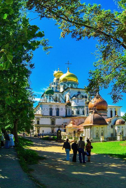 Voskresensky New Jerusalem Monastery - Kostenloses image #326515