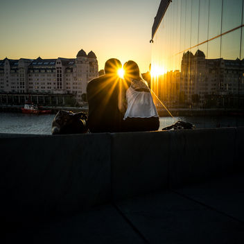 Love - Oslo, Norway - Color street photography - image gratuit #326865