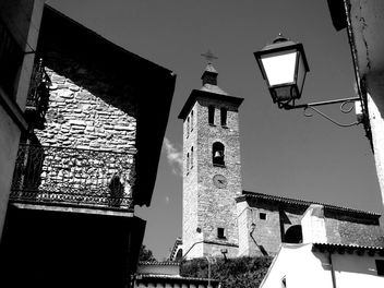 Pyrenees #Spain #dailyshoot #monochrome #ordesa #Broto - Free image #326965