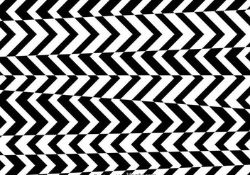 Stripe Black And White Pattern - Free vector #327155