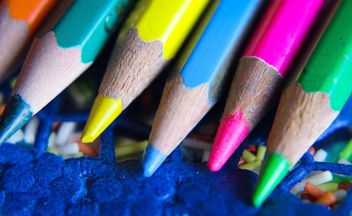 Colorful pencils - image gratuit(e) #327775
