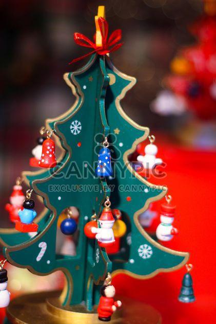 Christmastree decoration - Free image #327825
