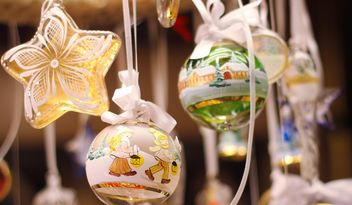 Christmastree decoration - image #327855 gratis