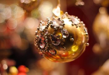 Christmastree decoration - image #327865 gratis