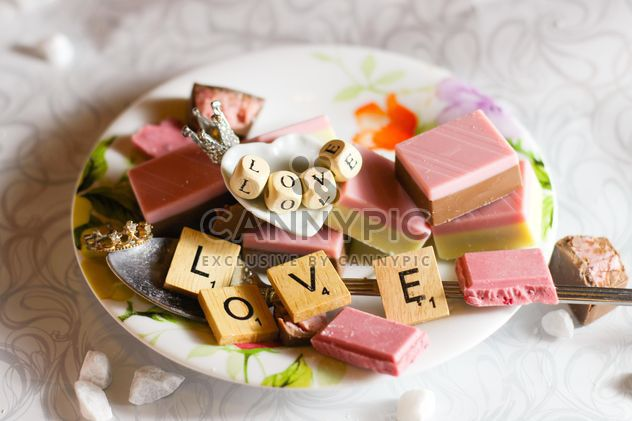 desierto de chocolate - image #327885 gratis