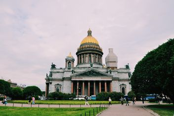 Saint Isaac's Cathedral - Free image #328075