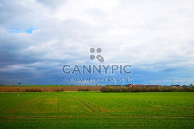 spring field Bavaria - Free image #329145
