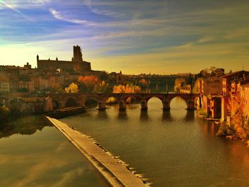 albi river tarne, southern france - Kostenloses image #329955