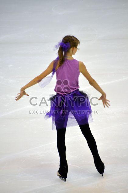 Patineuse de patinage - image gratuit #330935