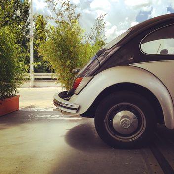 Old Volkswagen car - image gratuit #331125