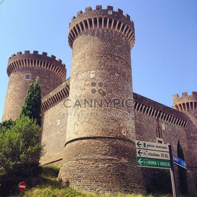Tivoli Castle, Italy - image #331565 gratis
