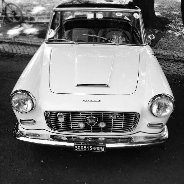 Old Lancia car - Free image #331605