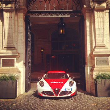 Alfa Romeo 4C Sport - image #331655 gratis