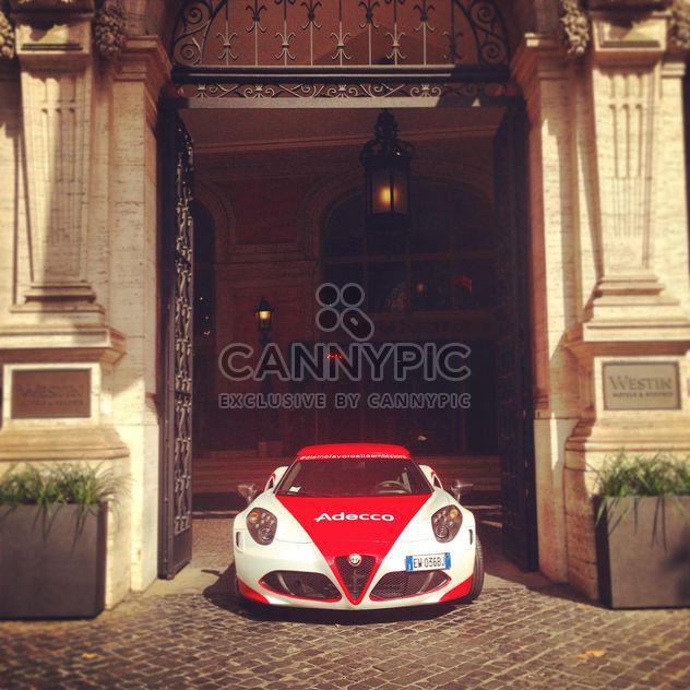 Alfa Romeo 4c спорт - бесплатный image #331655