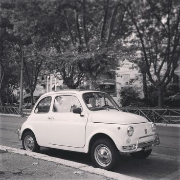 Old Fiat car - Free image #331675