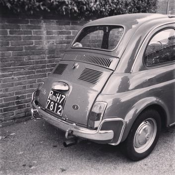 Old Fiat car - image #331705 gratis