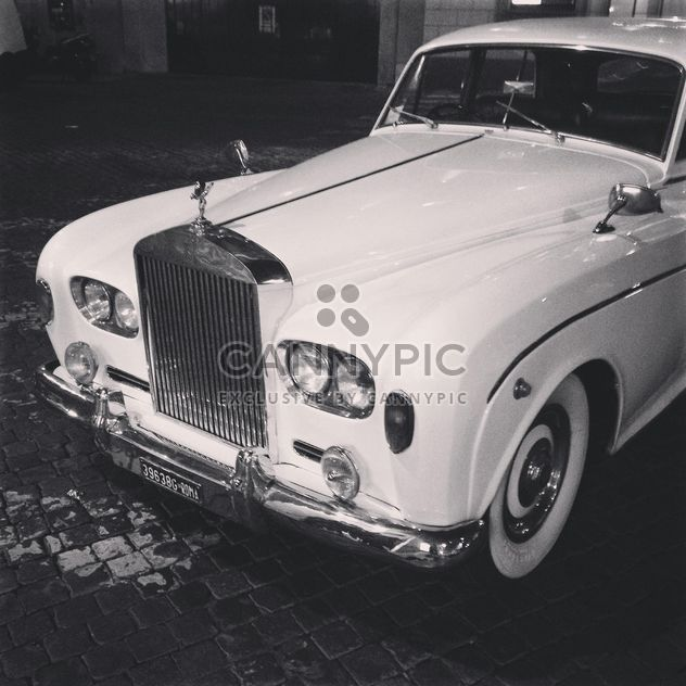 Viejo coche clásico -  image #331815 gratis