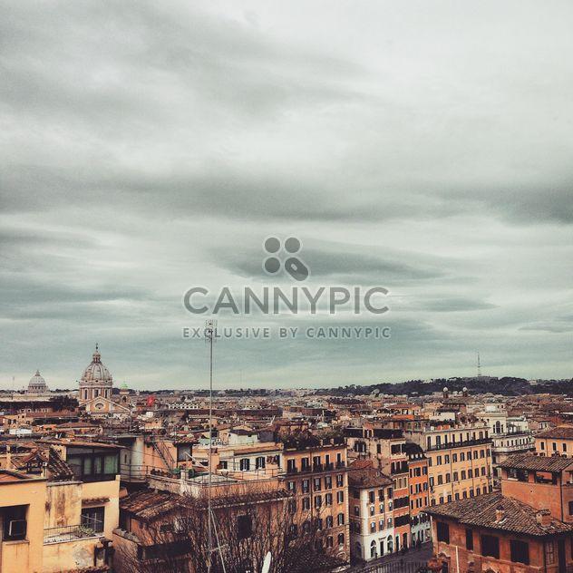 Птичьего полета из Рима, Италия - Free image #332005