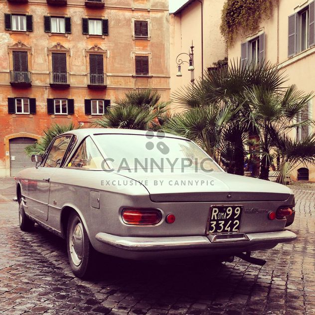 Old Fiat 2300 car - Free image #332295