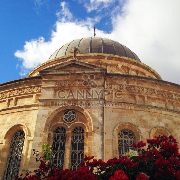 Äthiopische Kirche in Jerusalem, Israel - Kostenloses image #332845