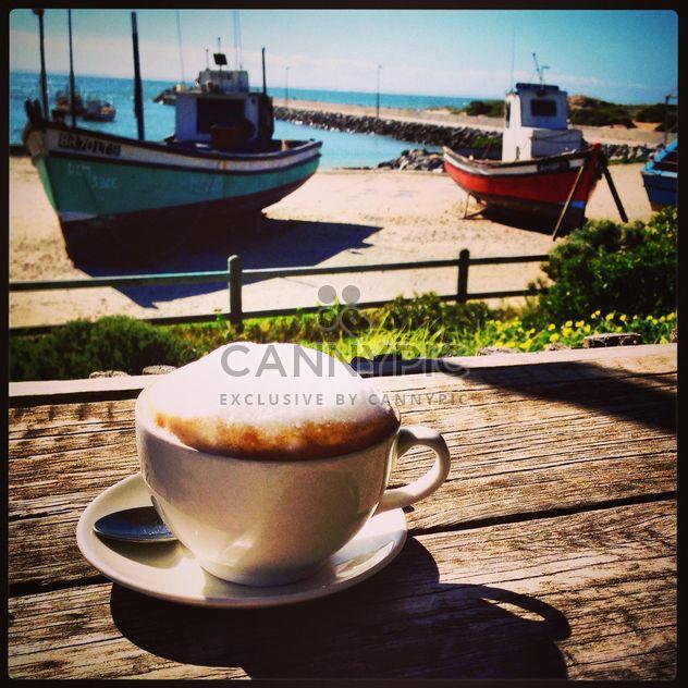 Tasse Kaffee - Kostenloses image #332855