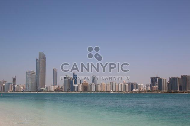 Abu Dabi seaside - image #332875 gratis