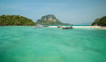 Islands in Andaman sea - бесплатный image #332895