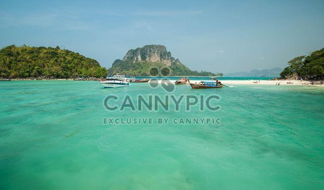 Islas en el mar de Andamán - image #332895 gratis