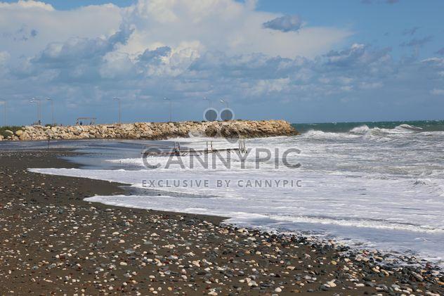 Mittelmeer-Küste in Mersin - Kostenloses image #332925