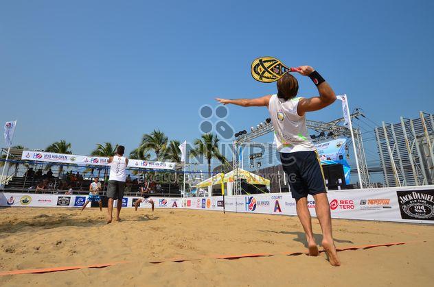 Hua Hin beach tennis championship - Free image #332945