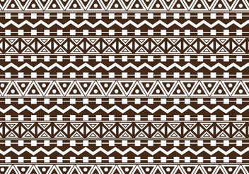 Free Geometric Aztec Vector - Free vector #333485