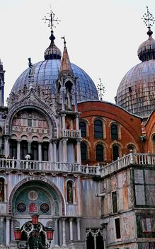 Central square in Venice - image #333605 gratis